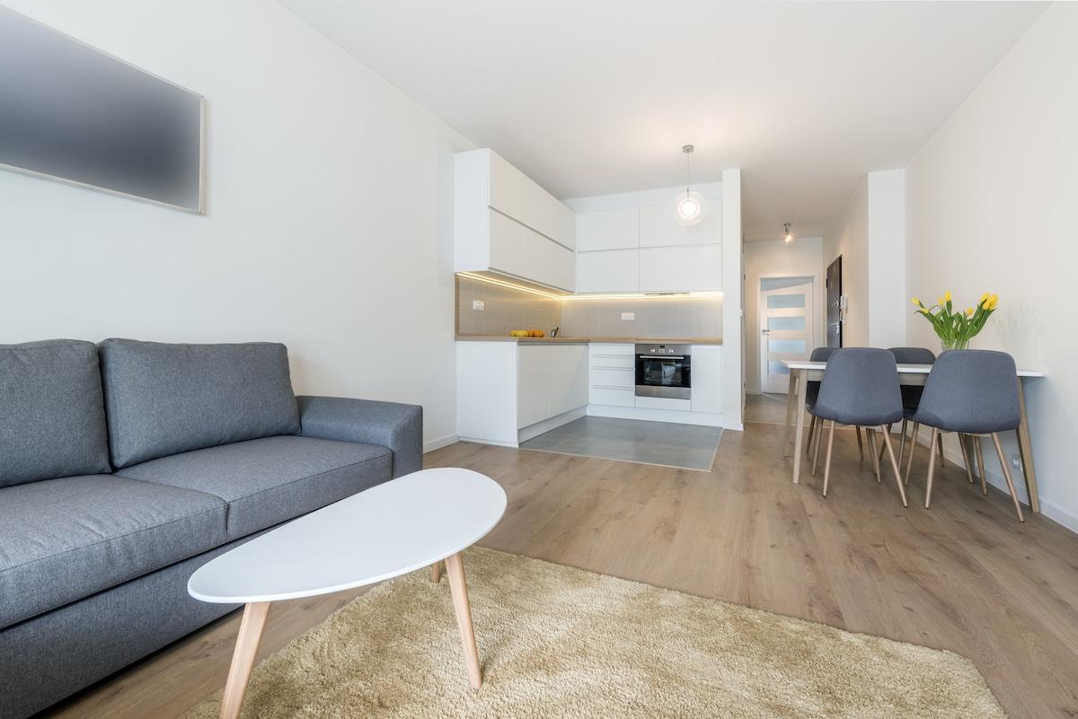 Appartement loué avec le statut LMNP